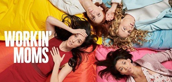 Banner de la série Work'Moms